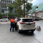 臺北區監理所加強取締白牌車違規攬客 保障民眾乘車安全